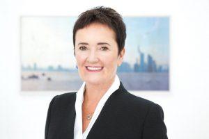 Rosemarie Heilig, Umweltdezernentin der Stadt Frankfurt am Main